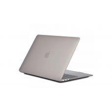 Пластиковый чехол для MacBook Pro Retina 13.3 Matte Gray DDC