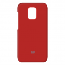 Чехол Silicone case Full (закрытый низ) Xiaomi Redmi Note 9s/ Note 9 Pro