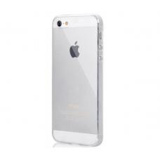 Прозрачный силиконовый чехол для iPhone 5/5s/SE
