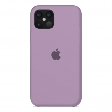 Силиконовый чехол Apple Silicone Case Amethyst для iPhone 12 Mini