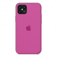 Силиконовый чехол Apple Silicone Case Dragon Fruit для iPhone 12 Pro Max