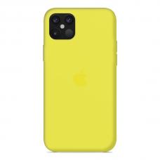 Силиконовый чехол Apple Silicone Case Flash для iPhone 12 Pro Max