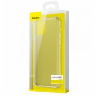 Силиконовый чехол Baseus Simple Case для iPhone 12 Pro Max прозрачный