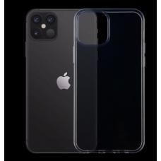 Силиконовый чехол Silicone Clear Case для iPhone 12 Pro Max