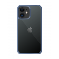 Чехол Rock Space Pro Protection для iPhone 12 Midnight Blue
