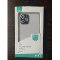 Защитный прозрачный чехол Usams Pro Case для iPhone 12 Pro Max