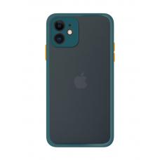 Чехол для iPhone 11 Goospery Forest Green