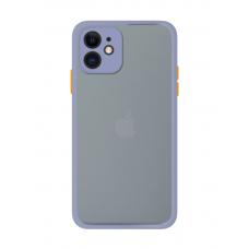 Чехол для iPhone 11 Goospery Lavander Gray