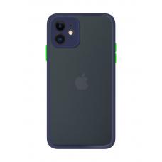 Чехол для iPhone 11 Goospery Midnight Blue