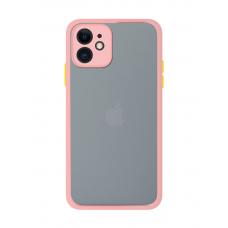 Чехол для iPhone 11 Goospery Pink