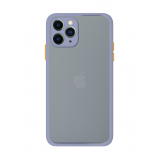 Чехол для iPhone 11 Pro Goospery Lavander Gray
