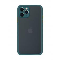 Чехол для iPhone 11 Pro Max Goospery Forest Green