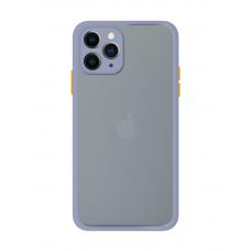 Чехол для iPhone 11 Pro Max Goospery Lavander Gray