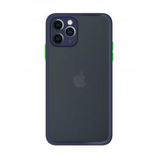 Чехол для iPhone 11 Pro Max Goospery Midnight Blue