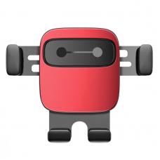 Автодержатель Baseus Cube Gravity Vehicle-mounted Holder Red