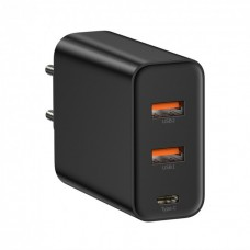СЗУ BASEUS Speed PPS Quick Charger PDout/2USB/60W/QC/PD Black